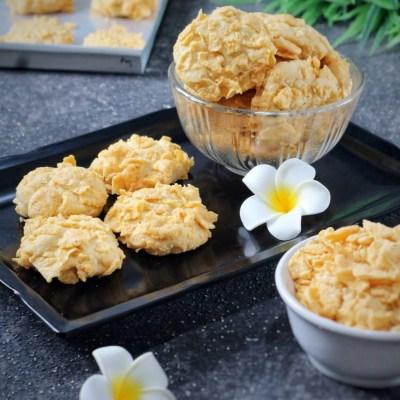 cornflake cookies renyah