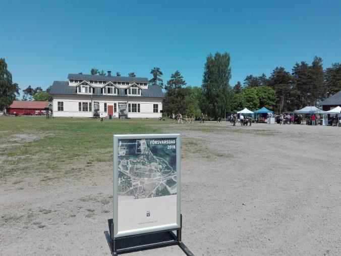 Regementets dag 2018 Eksjö