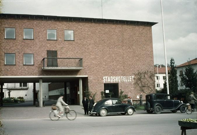 Stadshuset-hotellet Karlskoga