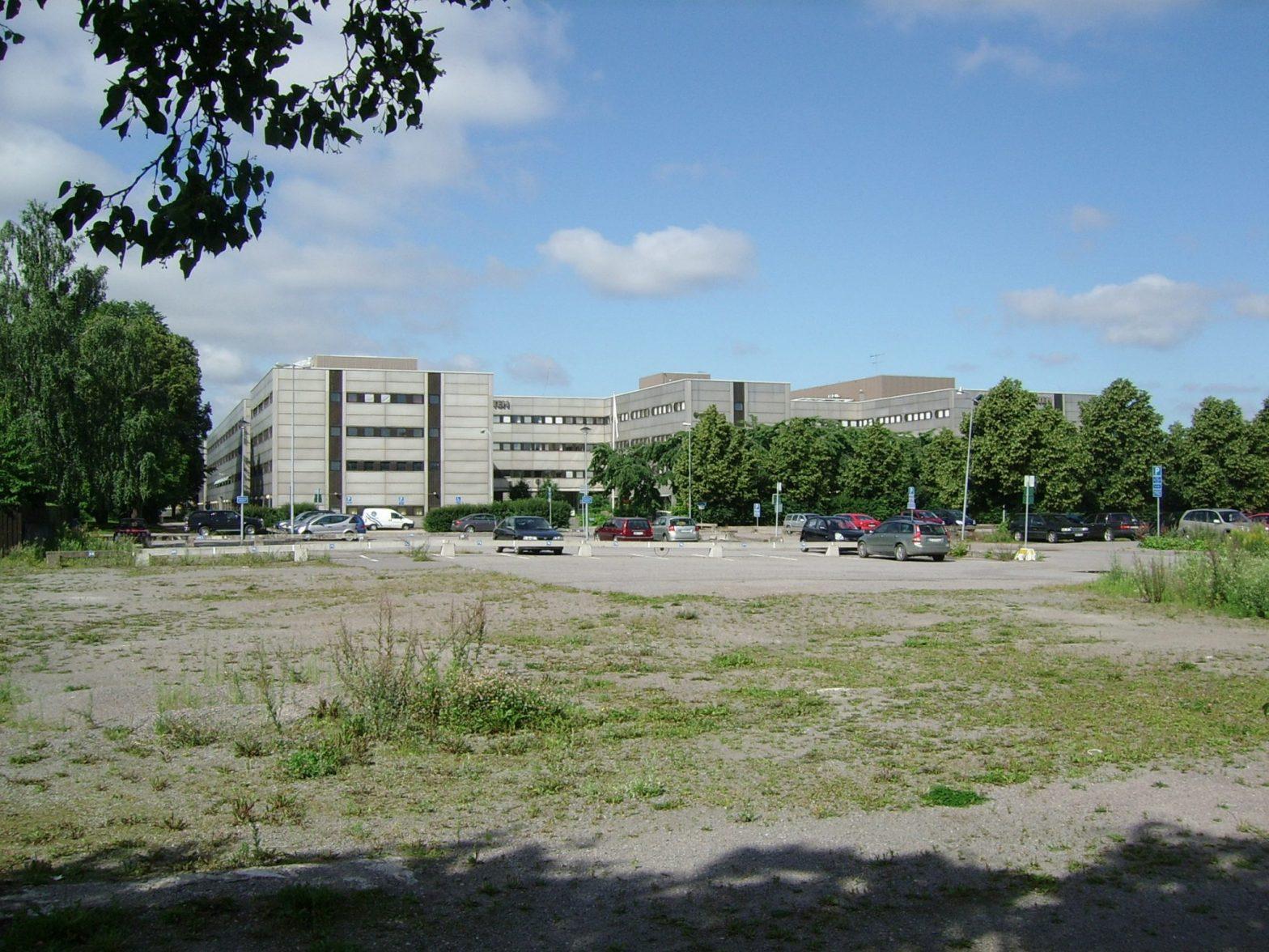 Norrköping statliga verken på Saltängen