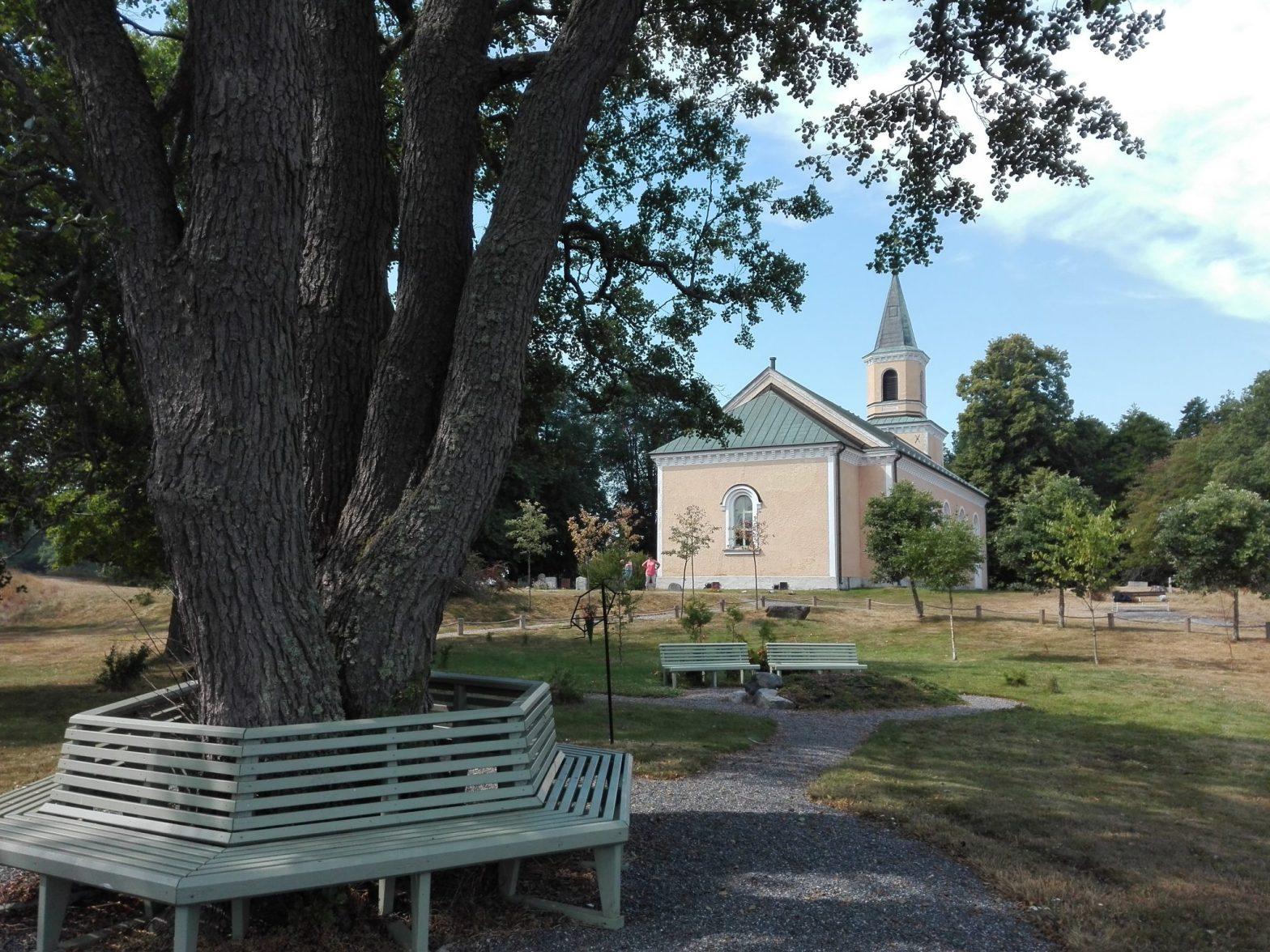 Utö kyrka