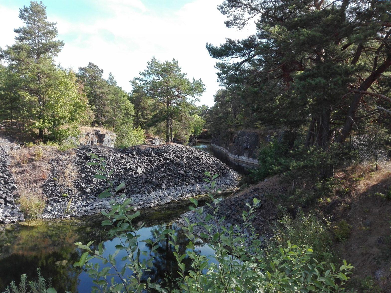 Långgruvan på Utö