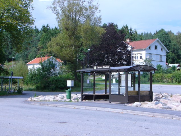 Tanum station || Av Mgr - Eget arbete, CC BY-SA 3.0, https://commons.wikimedia.org/w/index.php?curid=15960321