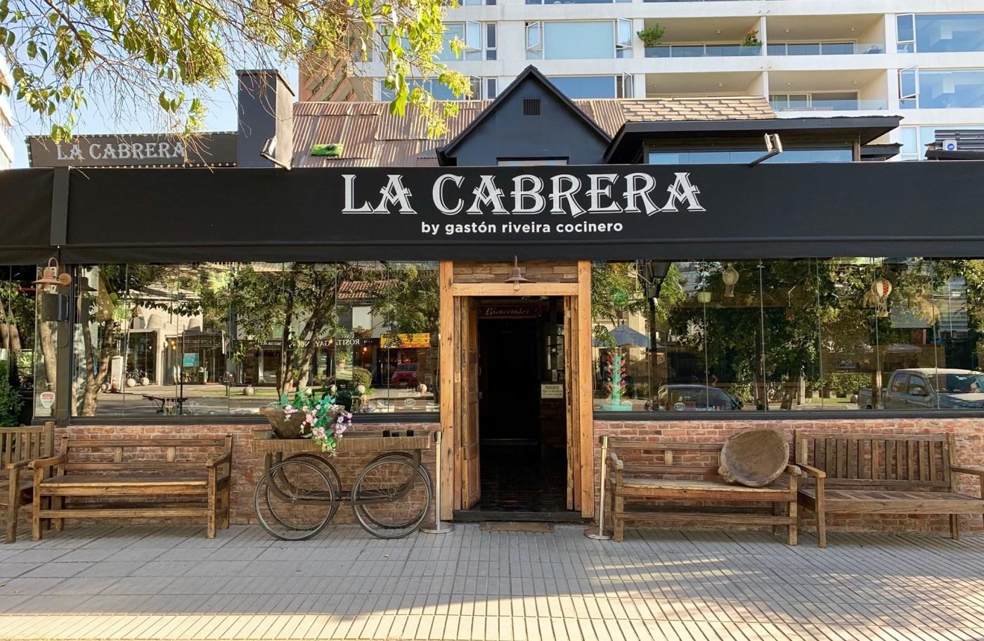 La Cabrera Chile - Alonso de Córdova 4263, Borde Rio | Reservas en ...