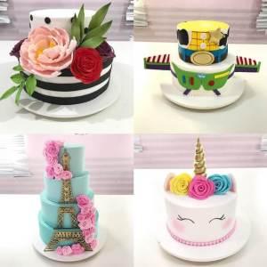 Cursos Andrezza Acioli Cake Designer