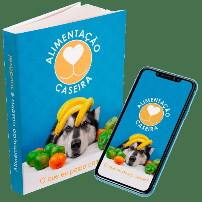 eBook Alimentação Caseira Cães
