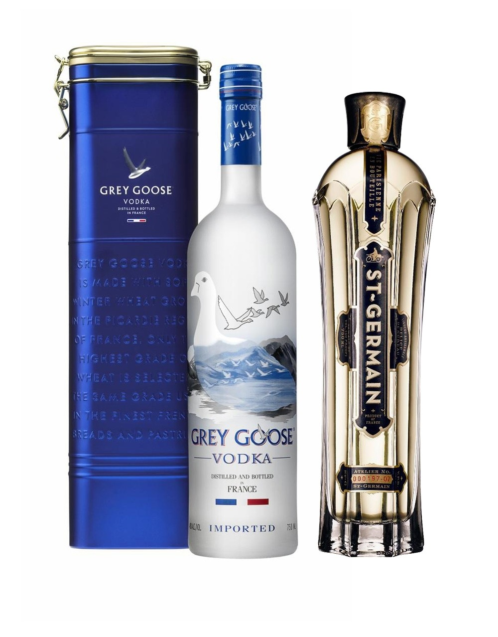 Grey Goose Le Fizz Gift Set Buy Online Or Send As A