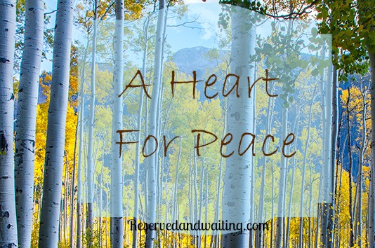 peaceable