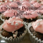 Chocolate Peppermint Cupcakes