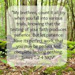 James 1:2-4 NKJV