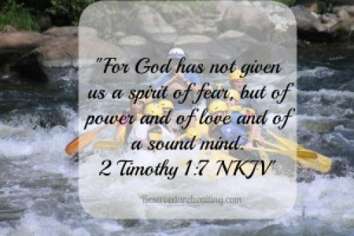 2 Timothy 1:7 NKJV