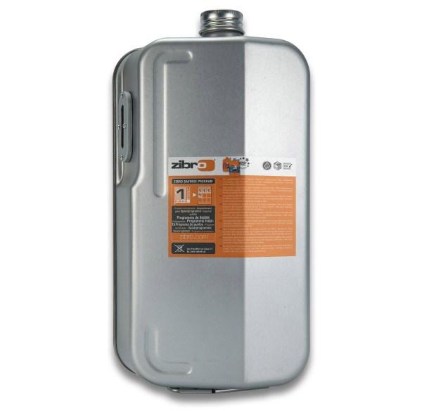 Zibro brændstoftank D-0