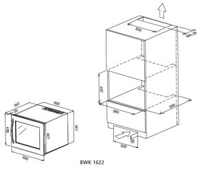 Qlima BWK-1622-336