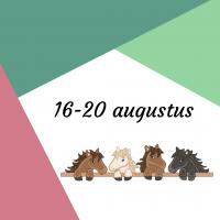 16-20 augustus