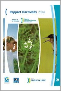 Rapport d'activités 2014. Documents à télécharger - Réserve naturelle régionale Marais de la Vacherie