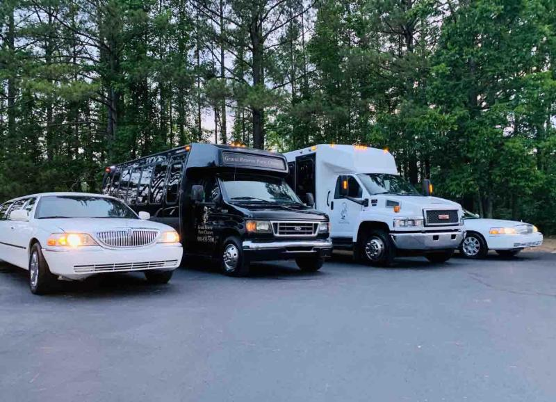 Raleigh North Carolina Party Bus Services