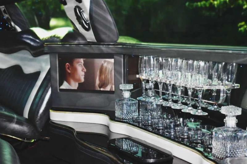Raleigh Limo Rental Tiffany Experience