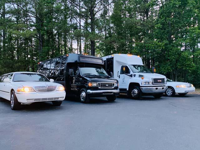 Durham NC limo fleet