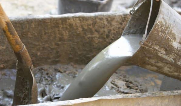 цементный раствор для штукатурки
