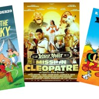 Via Memoriae Classicae I: Asterix and Cleopatra