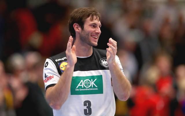 olympia quali im handball mit