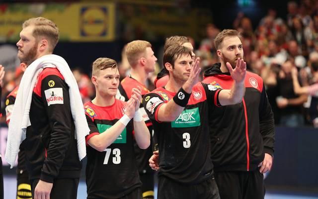 handball em fazit zum auftritt und