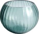 FAUVE 21,00€ Bougeoir en verre soufflé bouche D.12,5 x H.10 cm 801180