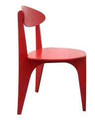 Chaise VLEG – Multiplis de bouleau