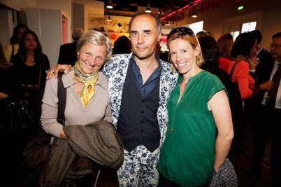 L. Foucart (Lelièvre), J. Boggio (designer) et L. Crépy (Lelièvre).