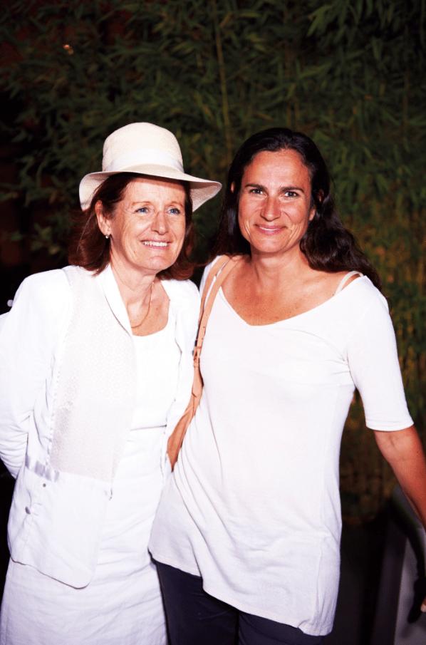 A. Cayatte (Atelier Aude Cayatte) et F. Bernard (02 Piscines).