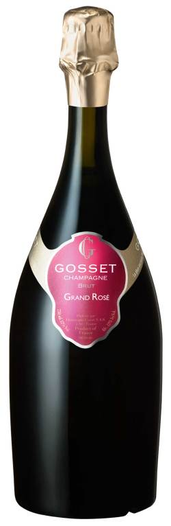 GOSSET_GRAND-ROSE_Bouteille