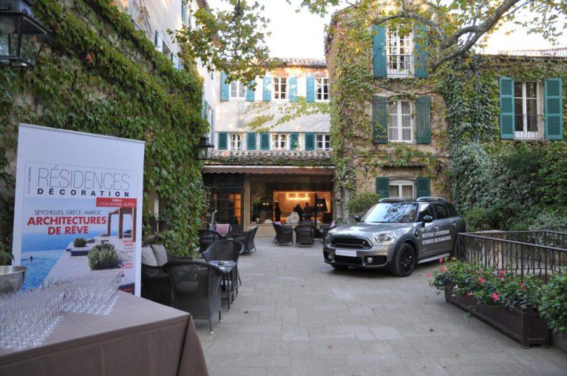 Le Prieuré Villeneuve les Avignon