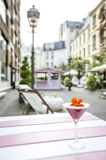 Jardins du Marais - Cocktails 2