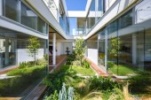 The Garden House in the City - Nicosia Chypre - Christos Pavlou architecture 11