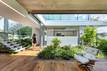 The Garden House in the City - Nicosia Chypre - Christos Pavlou architecture 6