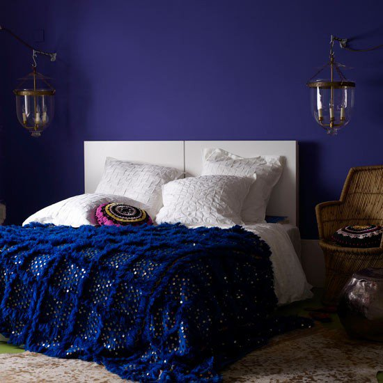 Pick just one as a statement piece, such as a vanity fit for a queen, or fill your bedroom with a whole matched set and live royally. Navy & Dark Blue Bedroom Design Ideas & Pictures