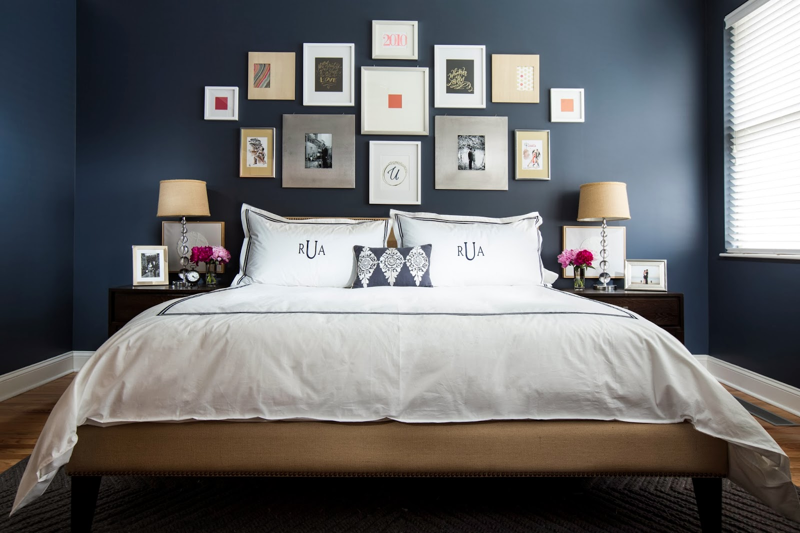 navy amp blue bedroom design ideas amp pictures Dark Blue Bedroom Ideas id=79858