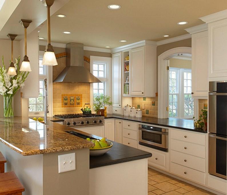 Small Designer Kitchen