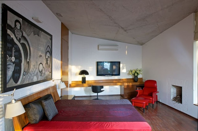 Modern House Design In Himalayas By Rajiv Saini Associates