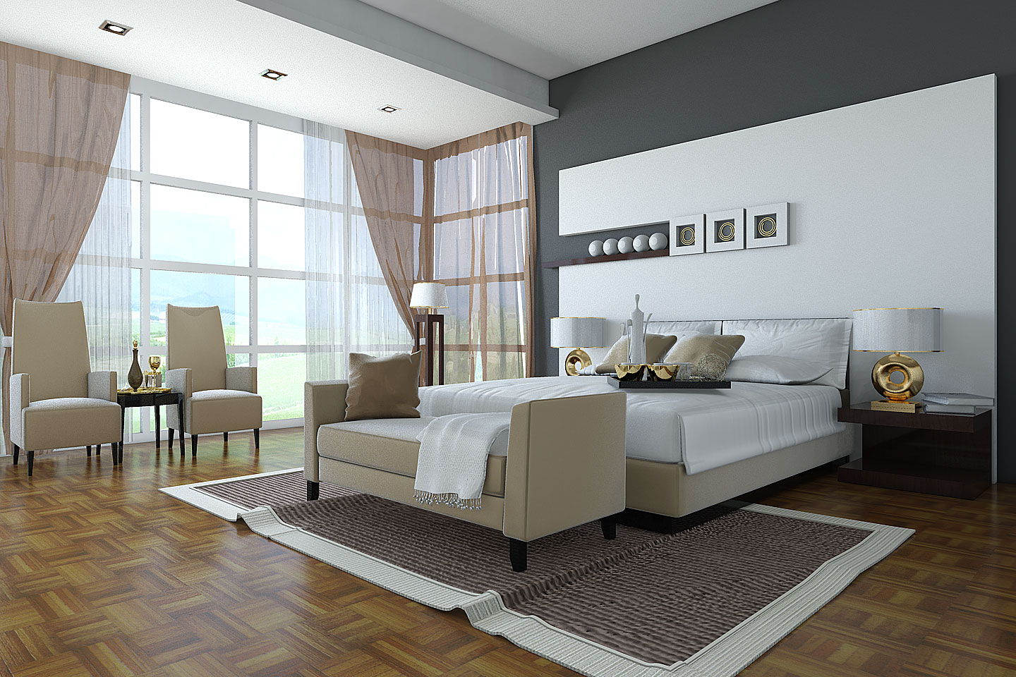 Redesigning The Bedroom With a Personal Theme on Room Decir  id=73620