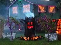 halloween decoration designs