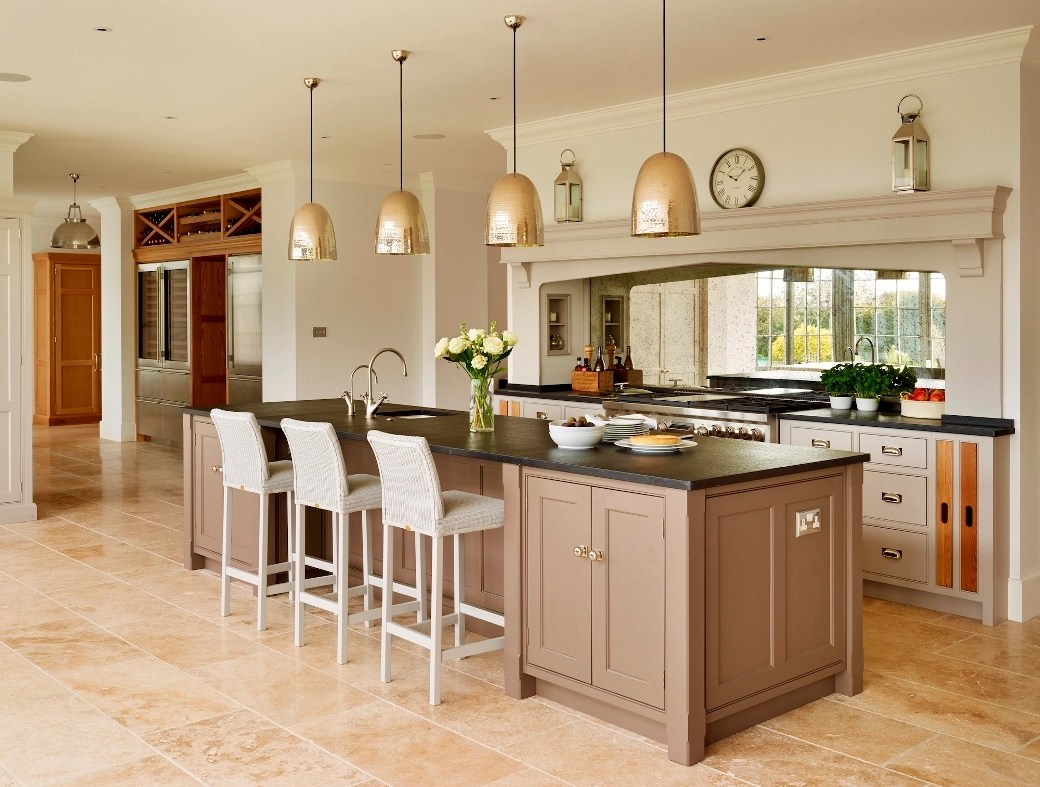 Five Kitchen Design Ideas To Create Ultimate Entertaining ... on Beautiful Kitchen  id=12426