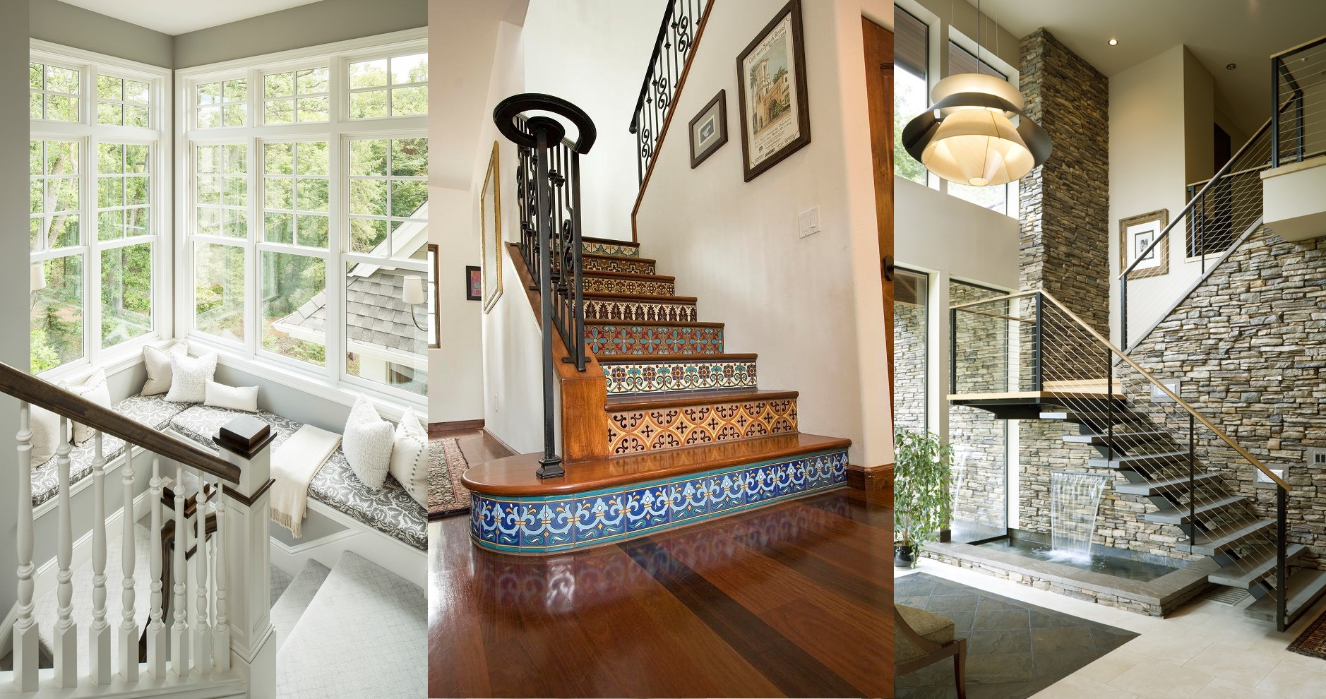 15 Stair Design Ideas For Unique & Creative Home on Creative Staircase Wall Decorating Ideas  id=38737