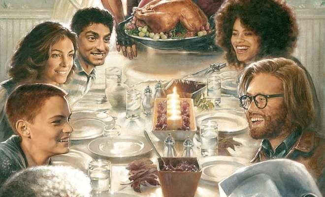 Deadpool 2 Poster Thanksgiving