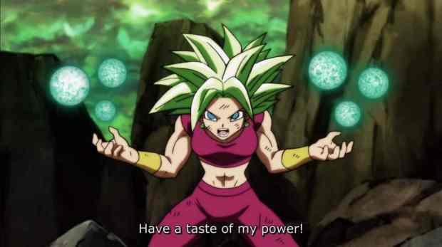 Super Saiyan Kefla - Dragon Ball Super Episode 116 Review