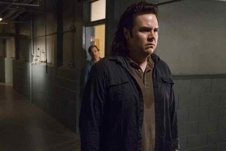 Eugene in The Walking Dead - The Walking Dead Time For After Review