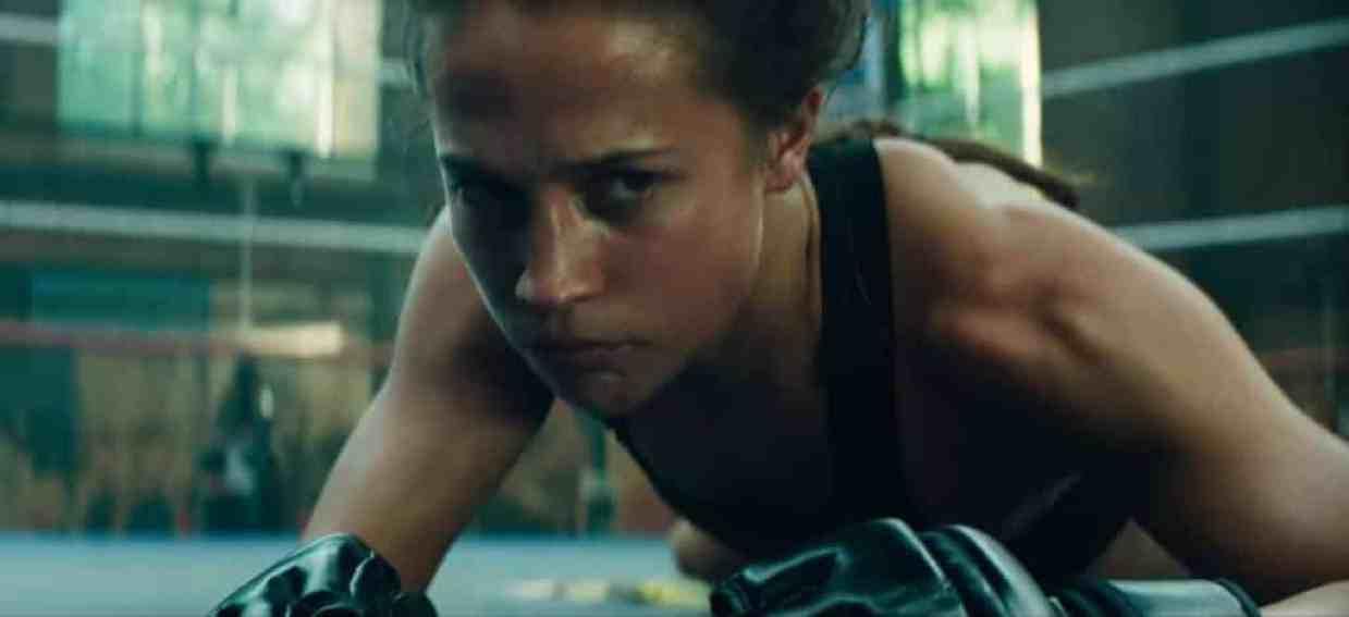 Alicia Vikander - Tomb Raider Review