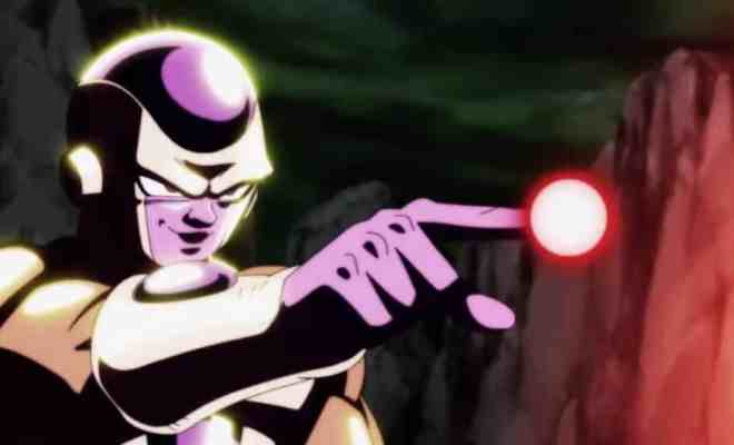 Golden Frieza in Dragon Ball Super Episode 125