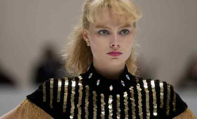Margot Robbie puts in a great performance as Tonya Harding - I, Tonya Review