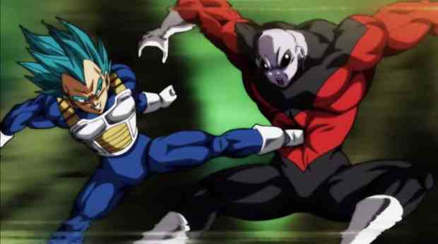 Vegeta vs Jiren - Dragon Ball Super Episode 122 Review
